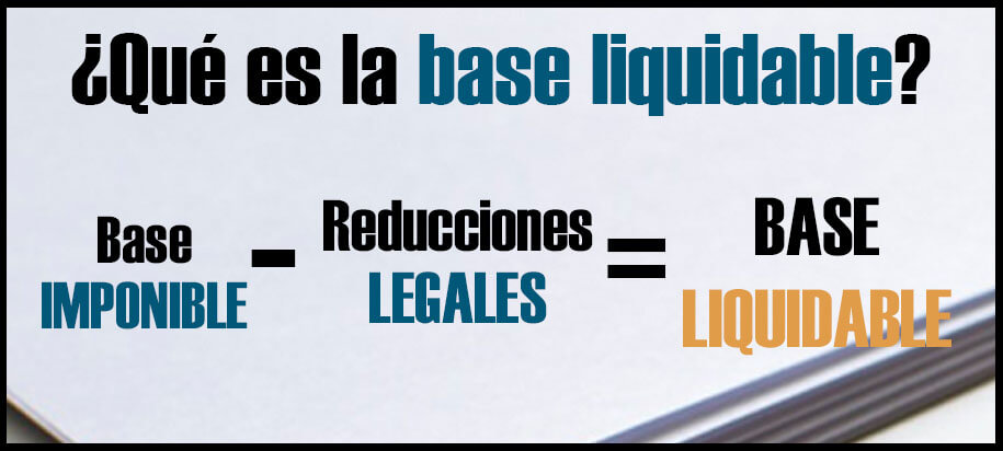 base liquidable